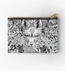 Hidden fox  Studio Pouch