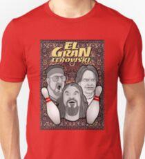 the big lebowski spanish collage Unisex T-Shirt