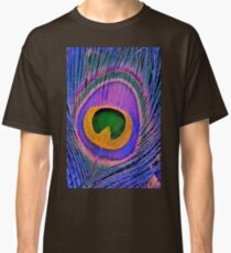 Peacock feathers 4. Classic T-Shirt