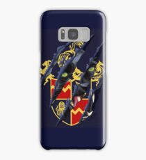 Silas Flag Destroyed  Samsung Galaxy Case/Skin