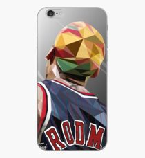 DENNIS RODMAN / LOW POLY iPhone Case