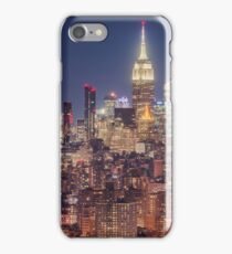 Dusk Over Empire State from Brooklyn iPhone Case/Skin