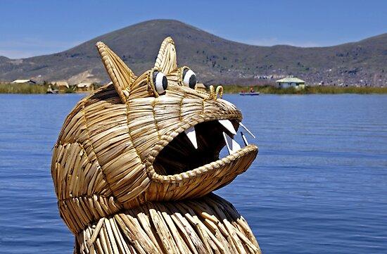 Dragon Head by Krys Bailey