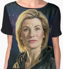 Doctor Who - The 13th Doctor Women's Chiffon Top