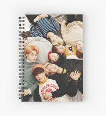 BTS Spiral Notebook