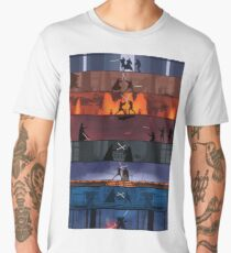 Star Wars Duels Men's Premium T-Shirt