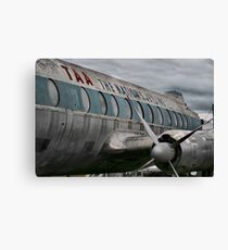 Jetline Canvas Print