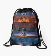 Star Wars Duels Drawstring Bag