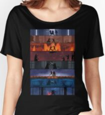 Star Wars Duels Women's Relaxed Fit T-Shirt