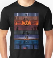 Star Wars Duels Unisex T-Shirt