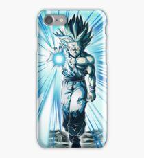 Goku Blue God iPhone Case/Skin