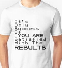 RESULTS T-Shirt