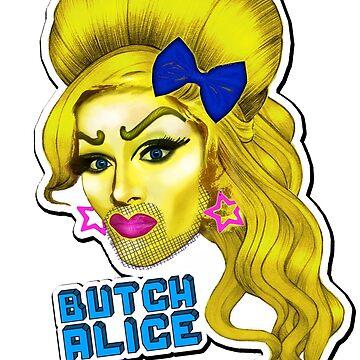 BUTCH ALICE CUTIE PATOOTIE by ButchAlice
