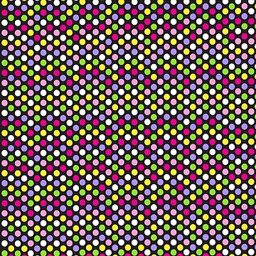 70s Polka Dot by nealdepinto