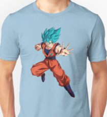 Goku Blue God Unisex T-Shirt