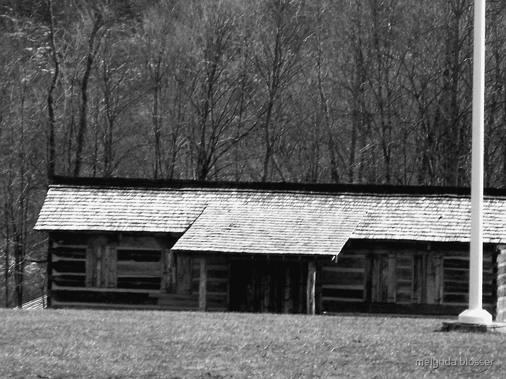 civil war building , pricketts fort by melynda blosser