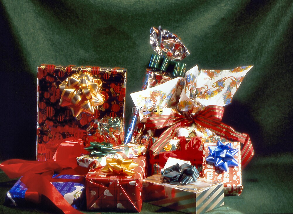 Presents by mecab