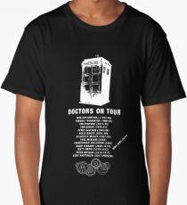 Doctors On Tour Long T-Shirt