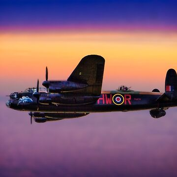 Lancaster At Dawn by ChrisLord
