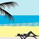 Life's a Beach by diveroptic