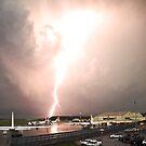 Lightning Strike in Elizabeth City, NC by Brian Puhl IPA