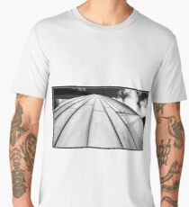 Albany Entertainment Centre ... Abstract #01 Men's Premium T-Shirt