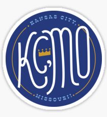 Kansas City Series: Royals Sticker