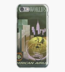 New York World's Fair 1964 iPhone Case/Skin