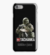 R6 - Tachanka | Operator Series iPhone Case/Skin