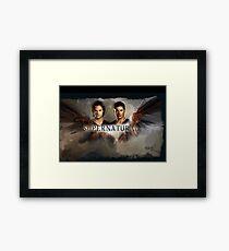 supernatural Framed Print