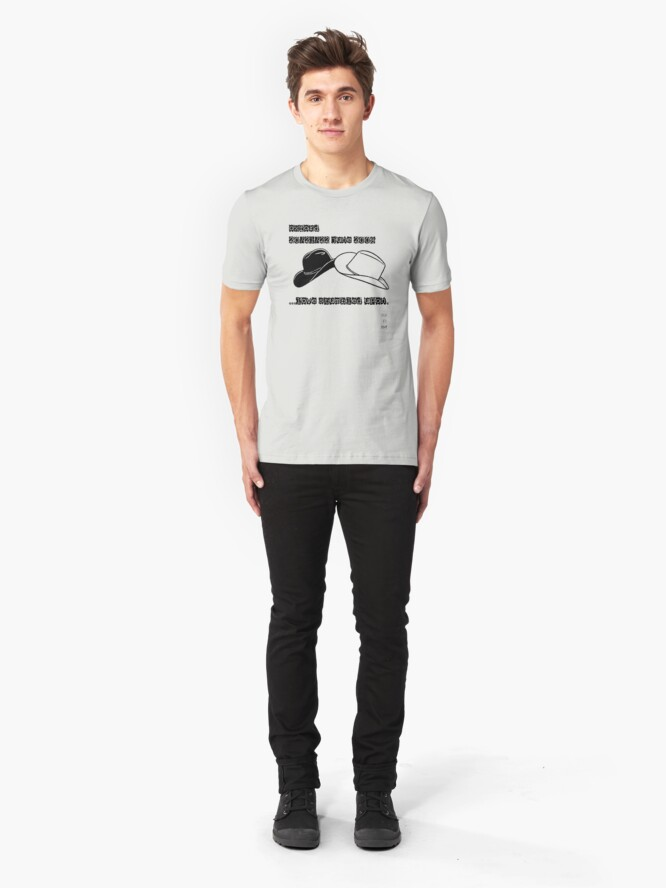 Alternate view of Oxford Exclusive Tee Slim Fit T-Shirt