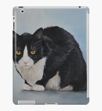 Tuxedo Kitty iPad Case/Skin