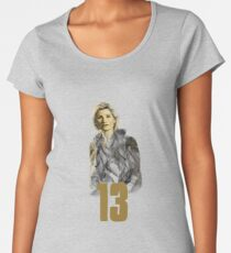 Who is 13 Women's Premium T-Shirt
