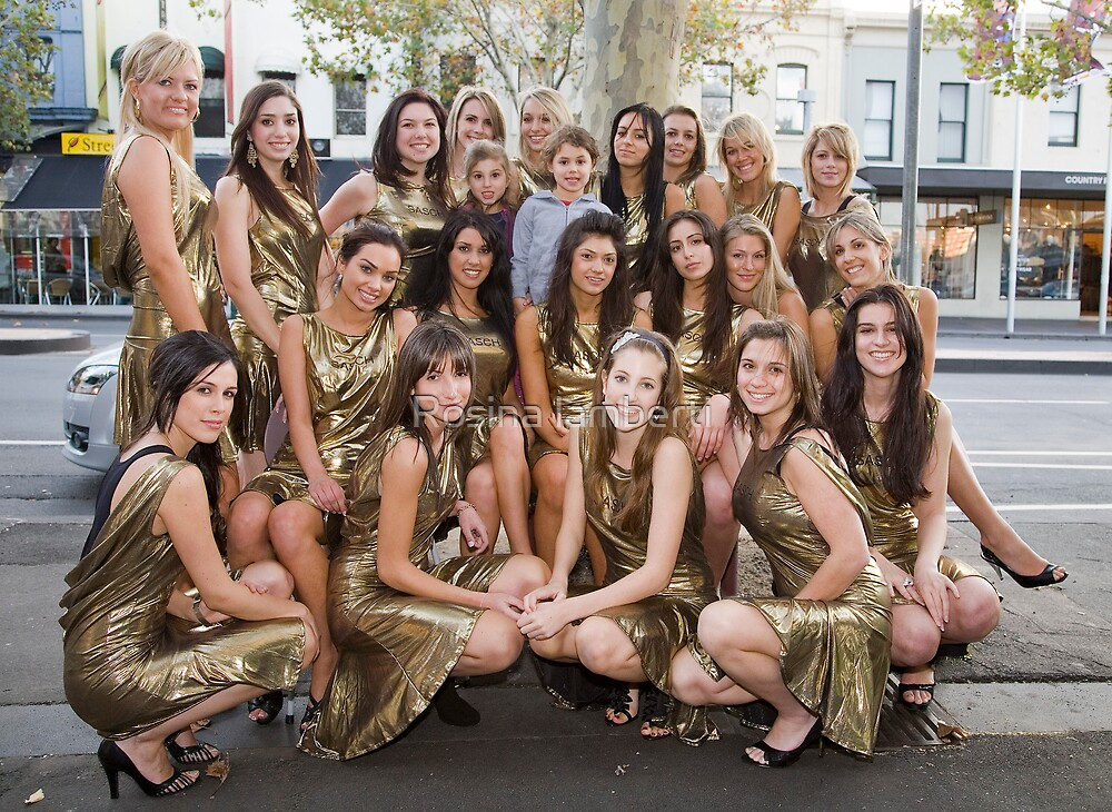 Miss Italia nel Mondo -  2008 Finalists by Rosina lamberti