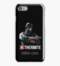 R6 - Thermite | Operator Series iPhone Case/Skin
