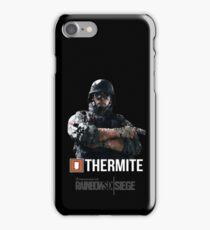 R6 - Thermite | Operator Series iPhone Case/Skin