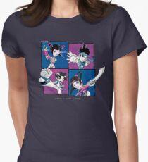 Seoul Calibur Color Variant Women's Fitted T-Shirt
