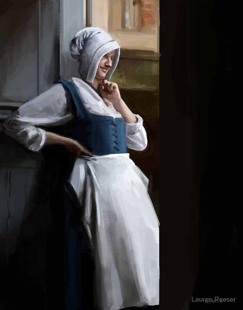 The Idle Maid by Lauren Reeser
