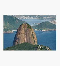 Sugarloaf Mountain Photographic Print