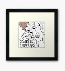 Cage The Elephant Print Framed Print