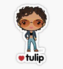 Love Tulip - Preacher Sticker
