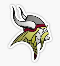 Waverly Vikings Sticker