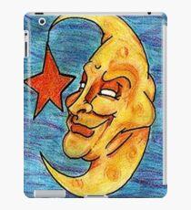 Sarcastic Moon  iPad Case/Skin