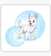 Olaf the pup ! Sticker