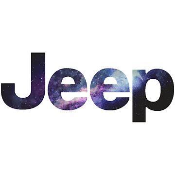 Galaxy Jeep by annmariestowe