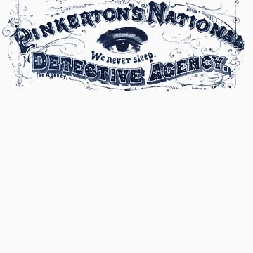 Chicago Series: Pinkerton Detective Agency by jwitmer