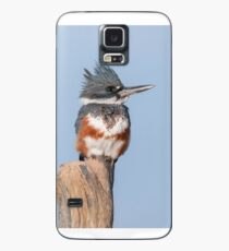 Female Belted Kingfisher Case/Skin for Samsung Galaxy