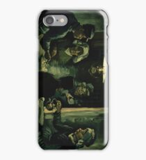 The Potato Eaters 1885.04 Vincent Van Gogh iPhone Case/Skin