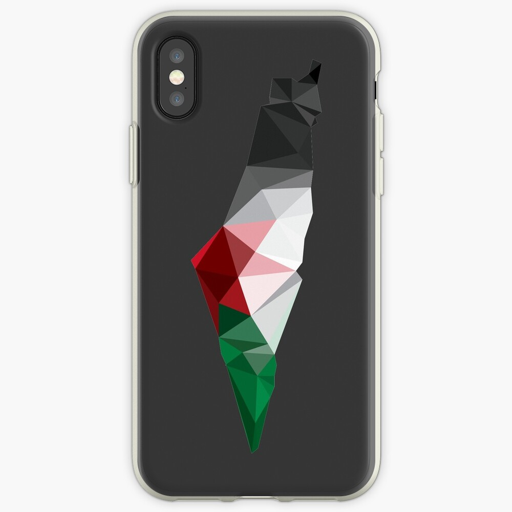 Palestine Poly iPhone Case & Cover