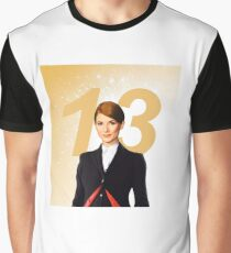 The Thirteenth Doctor Graphic T-Shirt